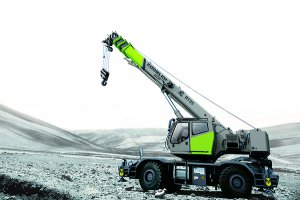 RT35 Rough-Terrain Crane